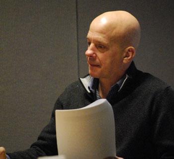 DDA board member John Splitt.