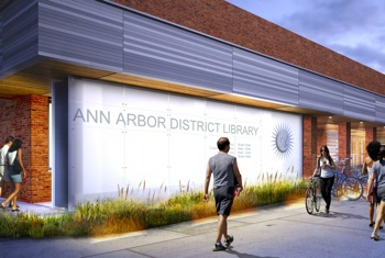 Ann Arbor District Library, InForm Studio, The Ann Arbor Chronicle