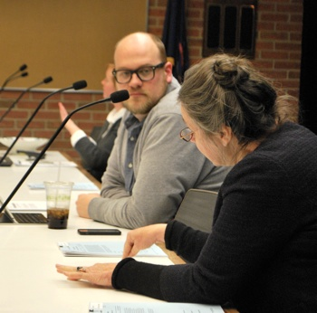 Jeremy Peters, Sabra Briere, Ann Arbor planning commission, The Ann Arbor Chronicle