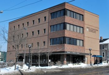 Delonis Center, homelessness, The Ann Arbor Chronicle