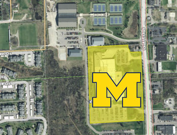 The city council voted not to exercise the city of Ann Arbor's right of first refusal on the Edwards Brothers property, at a special session of the council on Feb. 24, 2014.