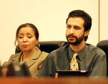 Yousef Rabhi, Verna McDaniel, Washtenaw County board of commissioners, The Ann Arbor Chronicle