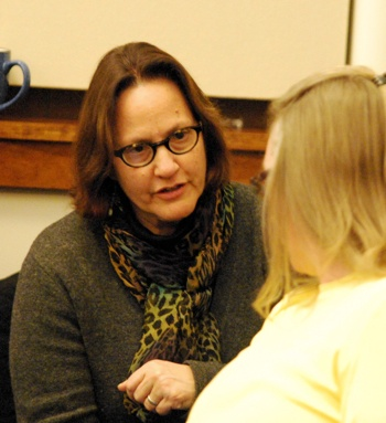 Ellen Rabinowitz, Washtenaw County public health, The Ann Arbor Chronicle, Washtenaw County board of commissioners