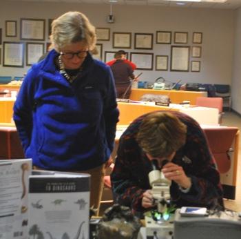 Prue Rosenthal, Rebecca Head, Ann Arbor District Library, The Ann Arbor Chronicle