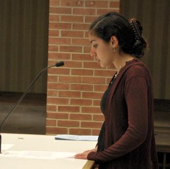 Sahr Yazdani, Ann Arbor planning commission, The Ann Arbor Chronicle, Skyline High School