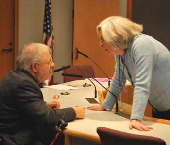 Ed Surovell, Josie Parker, Ann Arbor District Library, The Ann Arbor Chronicle