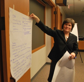 Sandra Greenstone, Ann Arbor District Library, The Ann Arbor Chronicle