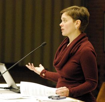 Ginny Trocchio, Ann Arbor greenbelt advisory commission, The Ann Arbor Chronicle