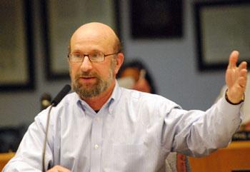 AAATA board member Roger Kerson