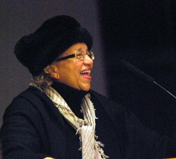 Ypsilanti mayor pro tem Lois Richardson