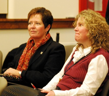 Kelly Belknap, Tina Gavalier, Washtenaw County board of commissioners, The Ann Arbor Chronicle