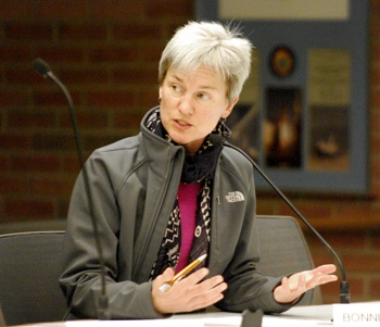 Bonnie Bona, Ann Arbor planning commission, The Ann Arbor Chronicle