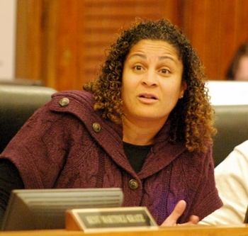 Felicia Brabec, Washtenaw County board of commissioners, The Ann Arbor Chronicle