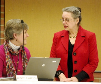Wendy Rampson, Sabra Briere, Ann Arbor planning commission, The Ann Arbor Chronicle