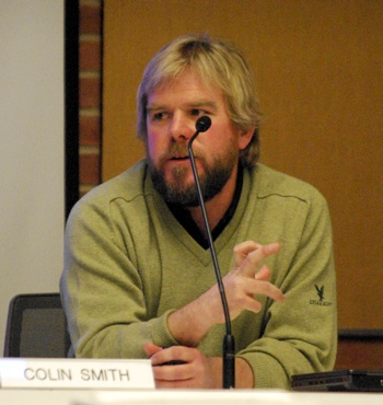 Colin Smith, Ann Arbor park advisory commission, The Ann Arbor Chronicle