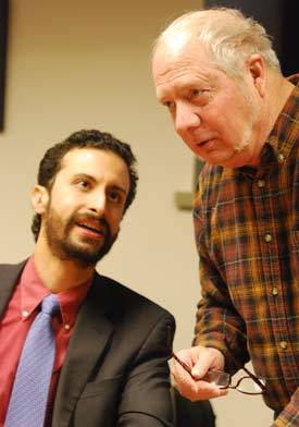 Yousef Rabhi, Doug Fuller, Washtenaw County road commission, Washtenaw County board of commissioners, The Ann Arbor Chronicle