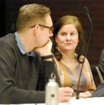 Ken Clein, Diane Giannola, Ann Arbor planning commission, The Ann Arbor Chronicle