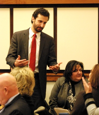 Yousef Rabhi, Diane Heidt, Ellen Rabinowitz, Washtenaw County board of commissioners, The Ann Arbor Chronicle