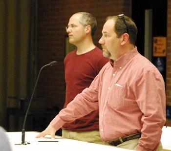 Joseph Kafi, Brad Cousino, Ann Arbor planning commission, The Ann Arbor Chronicle
