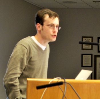Zach Steindler, Olark.com, Ann Arbor District Library, The Ann Arbor Chronicle