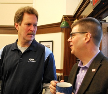 Roy Townsend, Dan Smith, Washtenaw County road commission, Washtenaw County board of commissioners, The Ann Arbor Chronicle