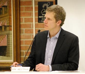 Kirk Westphal, Ann Arbor planning commission, The Ann Arbor Chronicle