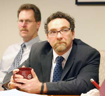 Conan Smith, Roy Townsend, Washtenaw County road commission, Washtenaw County board of commissioners, The Ann Arbor Chronicle