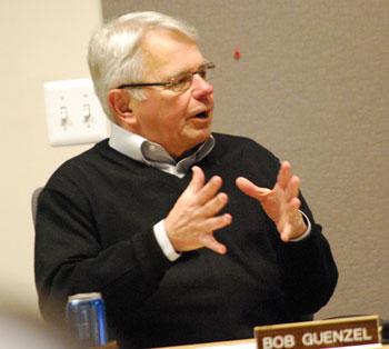 Bob Guenzel.