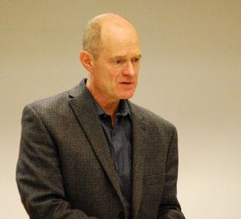 Mayor John Hieftje.
