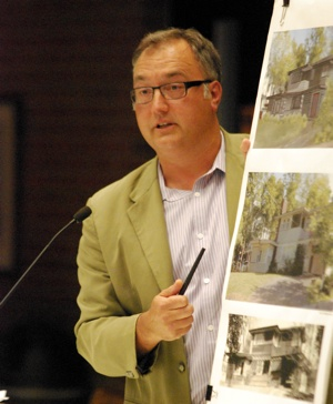 Robb Burroughs, Ann Arbor planning commission, The Ann Arbor Chronicle