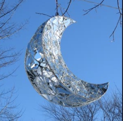 Luna Maggiore, Jim Pallas, Ann Arbor public art commission, The Ann Arbor Chronicle