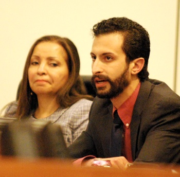 Verna McDaniel, Yousef Rabhi, Washtenaw County board of commissioners, the Ann Arbor Chronicle