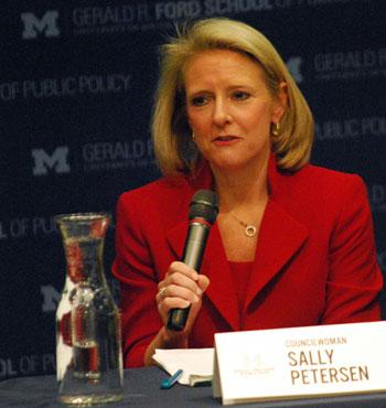 Sally Petersen