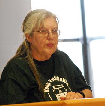 Cheryl Webber