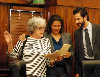 Barbara Bergman, Felicia Brabec, Yousef Rabhi, Washtenaw County board of commissioners, The Ann Arbor Chronicle