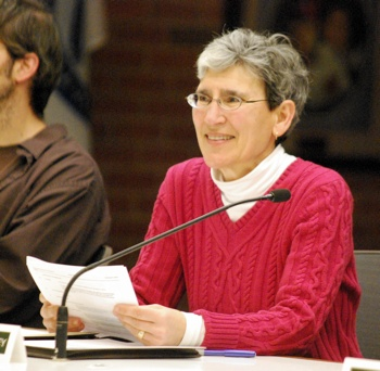 Stephanie Buttrey, Ann Arbor greenbelt advisory commission, The Ann Arbor Chronicle