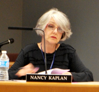 Nancy Kaplan, Ann Arbor District Library, The Ann Arbor Chronicle
