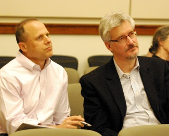 Andy Klein, Scott Bonney, Ann Arbor planning commission, The Ann Arbor Chronicle