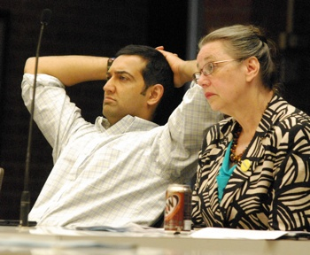 Paras Parekh, Sabra Briere, Ann Arbor planning commission, The Ann Arbor Chronicle