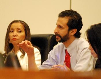 Yousef Rabhi, Verna McDaniel Washtenaw County road commission, Washtenaw County board of commissioners, The Ann Arbor Chronicle