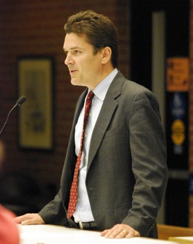 Stephen Ranzini, University Bank, Ann Arbor planning commission, The Ann Arbor Chronicle