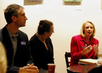 Christopher Taylor, Sabra Briere, Sally Petersen, Ann Arbor city council, The Ann Arbor Chronicle