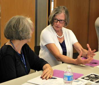 Nancy Kaplan, Margaret Leary, Ann Arbor District Library, The Ann Arbor Chronicle