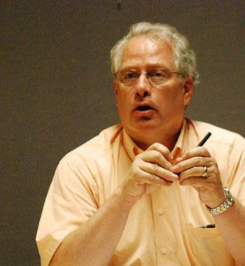 DDA board member Roger Hewitt.