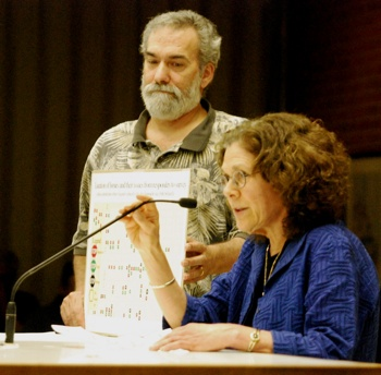 Vince Caruso, Diane Robins, Ann Arbor planning commission, The Ann Arbor Chronicle