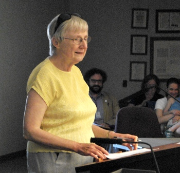 Lyn Davidge, Ann Arbor District Library, The Ann Arbor Chronicle