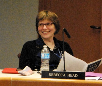 Rebecca Head, Ann Arbor District Library, The Ann Arbor Chronicle