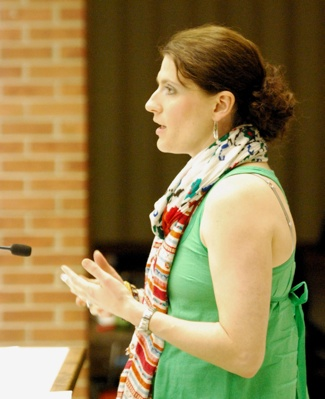Kira Slovacek, Ann Arbor planning commission, The Ann Arbor Chronicle