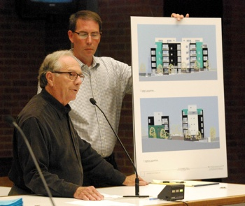 Marc Rueter, Tom Fitzsimmons, Ann Arbor planning commission, The Ann Arbor Chronicle
