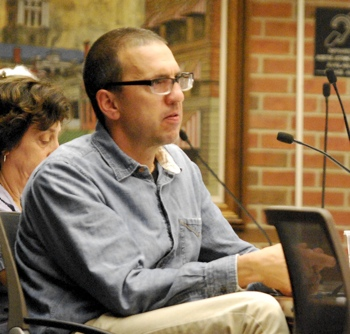 David Santacroce, Ann Arbor park advisory commission, The Ann Arbor Chronicle